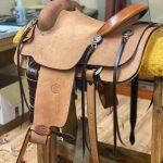 Dudley saddle 2