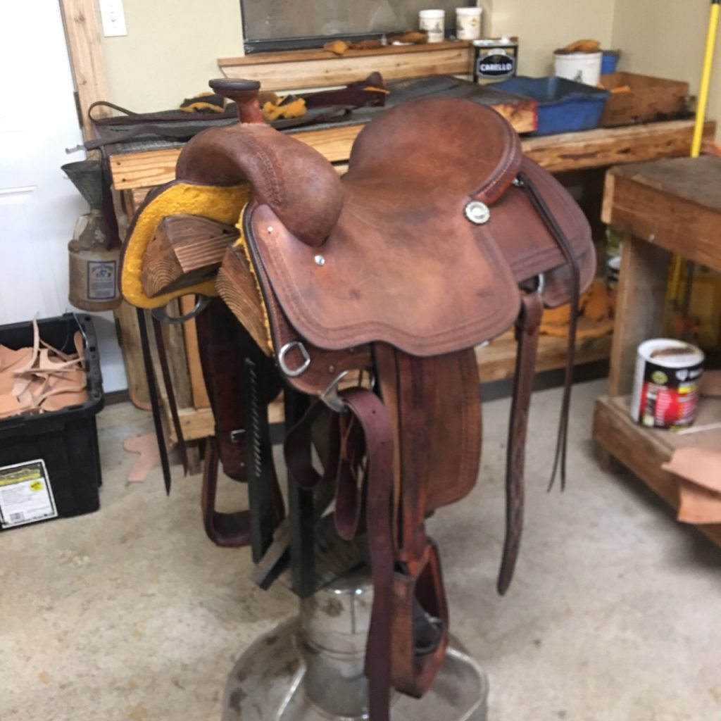 Saddles Available for Purchase - Don Gonzales Saddlery