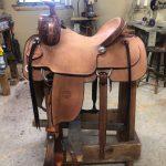 Ranch saddle 2