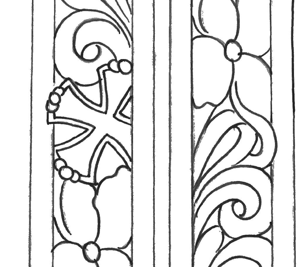 graphic relating to Free Printable Leather Belt Tooling Patterns named Leather-based Belt Tooling Types