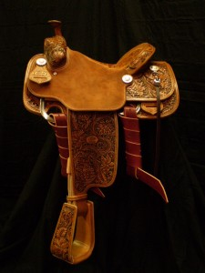 Our Custom Saddles - Don Gonzales Saddlery