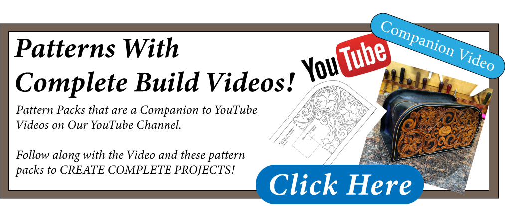 YouTube Companion Leather Work Patterns