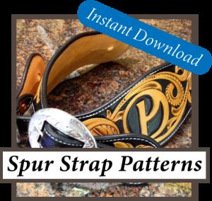 Spur Strap tooling patterns